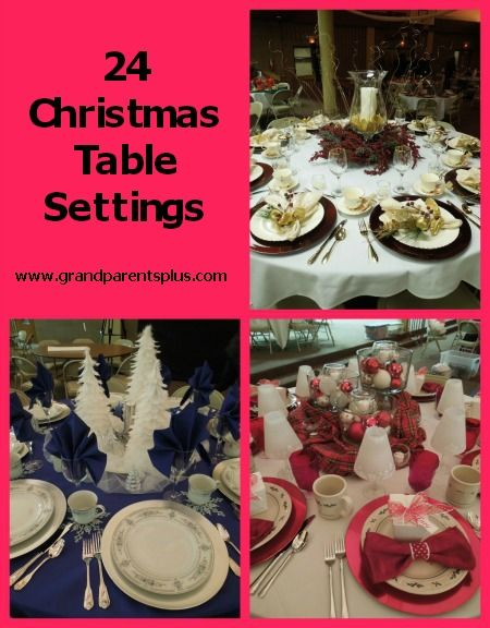 59 Best Images About Special Table Settings On Pinterest