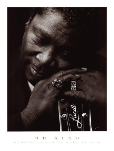B.B. King(by Jeff Sedlik)