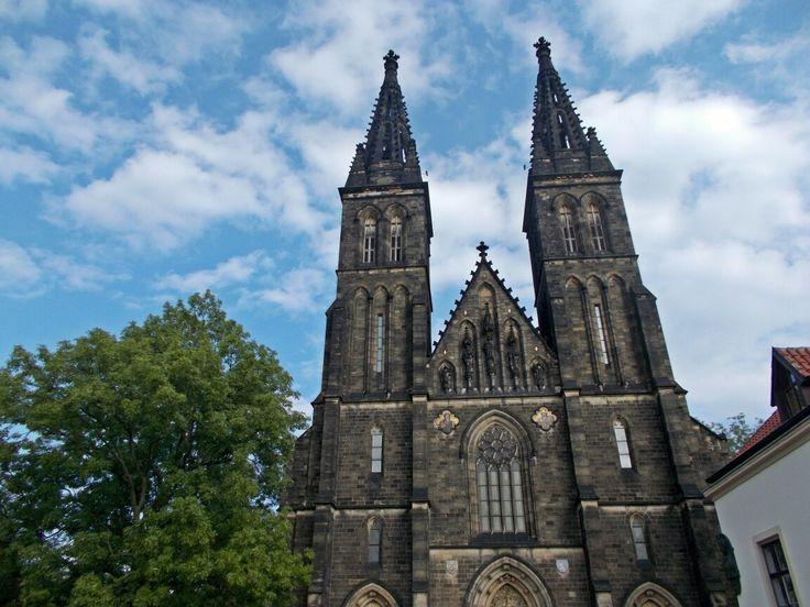Kostel sv.Petra a Pavla,Vyšehrad
