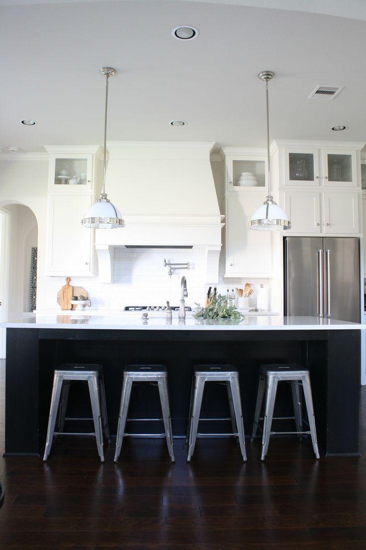 fall home tour crazy wonderful minimal fall kitchen decor black and white kitchen - Restoration Hardware Halloween