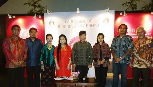 GastroFest 2017 Pameran Seni Makanan Indonesia Terbesar akan Digelar Juli 2017 - Detikcom