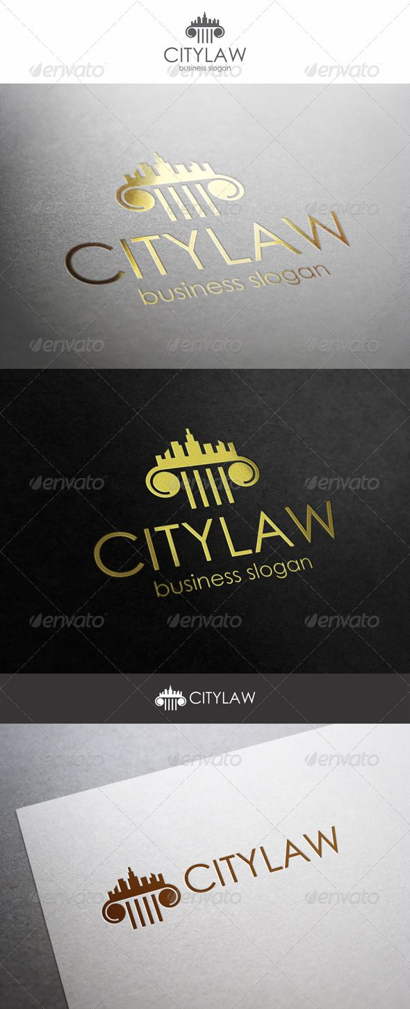 Top 50 Logo: 50 Best Images About Law Firm Logo Template On Pinterest