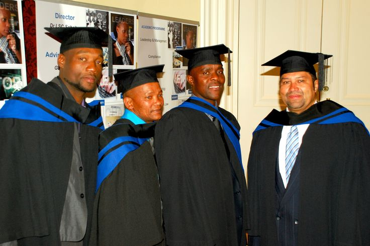 Watson University graduates