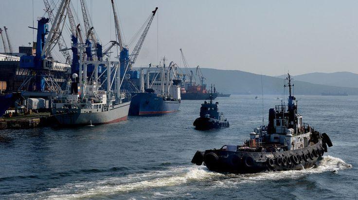Ferry service opens between N. Korea & Russia's Vladivostok https://www.rt.com/news/388760-ferry-service-north-korea-russia/