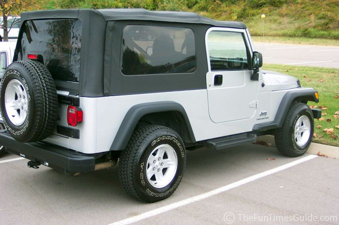 How To Clean Jeep Soft Top Windows Jeepers Pinterest
