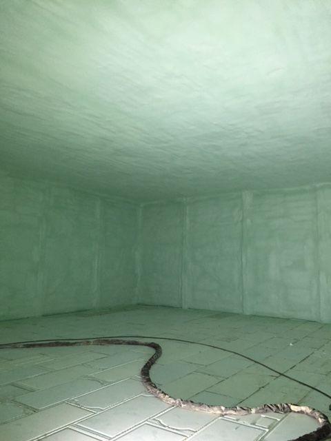 15 best spray foam insulation images on pinterest spray foam large freezer spray foam insulation solutioingenieria Choice Image
