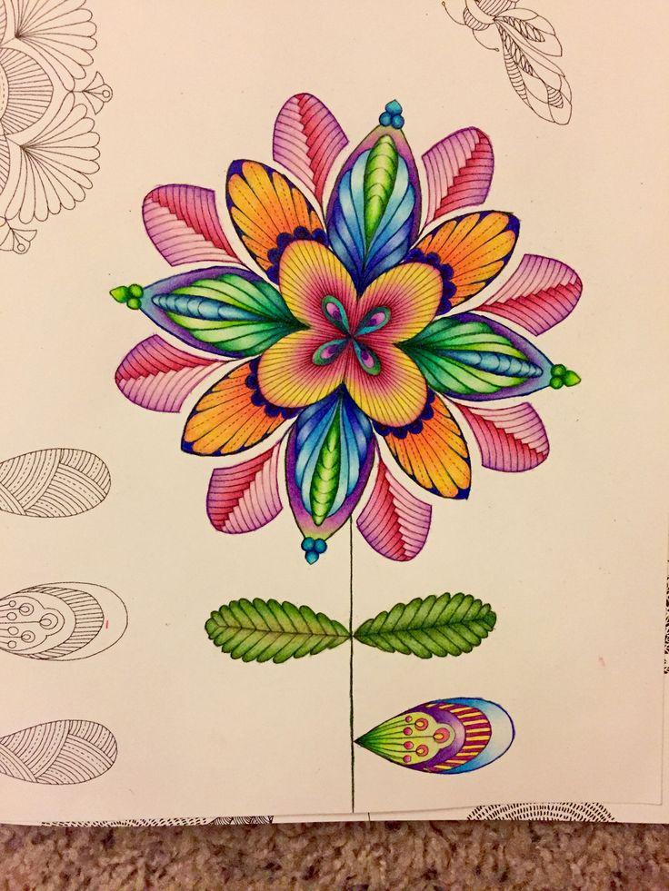 Animalkingdom Flower ColouringAdult ColoringColoring BooksAnimal