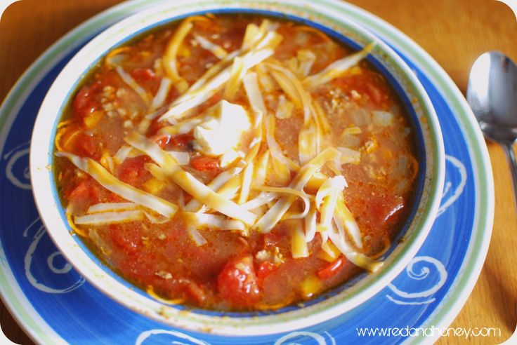 southwest taco soup - this soup is wonderful - i use less chili powder, 1 entire bunch of cilantro added to the entire pot of soup at the end, no beans.  We LOVE it. GAPS and Paleo without beans