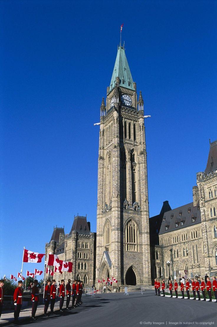 Parliament Buildings, Ottawa, Ontario, Canada