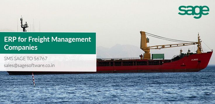 Sage Solutions provides Freight Management system like Sage ACCPAC EPR with modules like General ledger consolidation, Inter Company transactions #ERP #ERPsoftware #ERPsolution