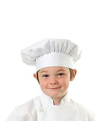 Kids Chef Hats | KNG.com $3.28 each fabric