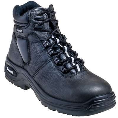 You're on the job site when you realize the safety toe boots you're currently wearing just are not up to the task. You need a pair of work boots that are non-metallic, waterproof, puncture-resistant and safety rated – and wrapped in a neat composite toe work boot package.  #WorkingPerson #BrandsThatWork #Reebok #WomensWorkBoots #WorkingWomen  http://workingperson.com/reebok-womens-rb765-trainex-puncture-resistant-composite-toe-boots.html?utm_medium=social&utm_source=PinterestReebokRB765_3/8