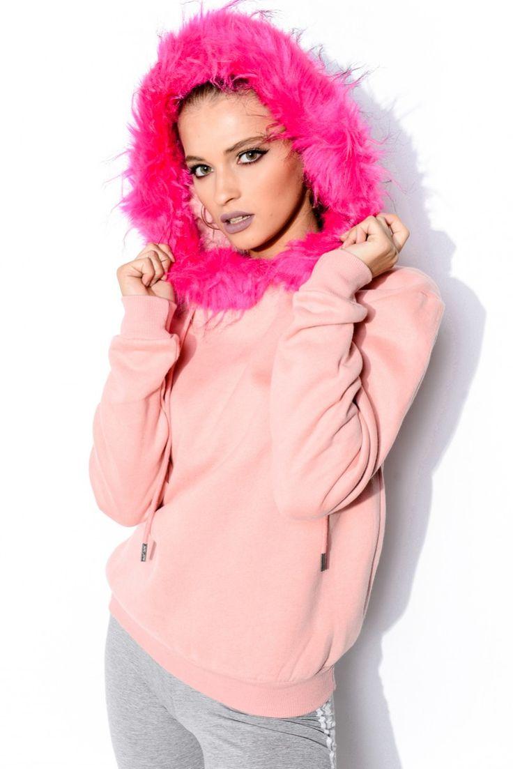 Rosa Hoodie - MAD Fur