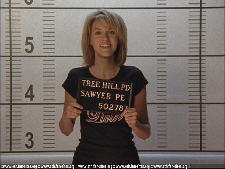 Peyton Sawyer, One Tree Hill
