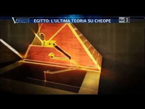 Voyager - Egitto - L'ultima teoria di cheope - 1 di 2. - YouTube