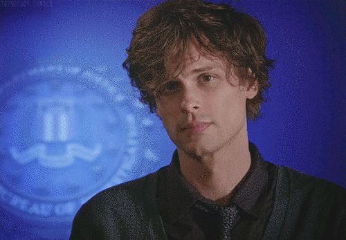 """And when he stared into the depths of your soul: 