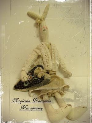 romantic bunny a la maileg