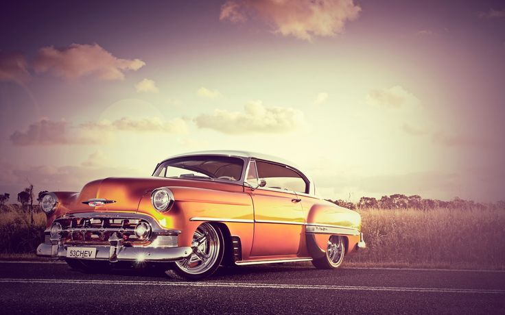 Classic Chevrolet Car Wallpaper