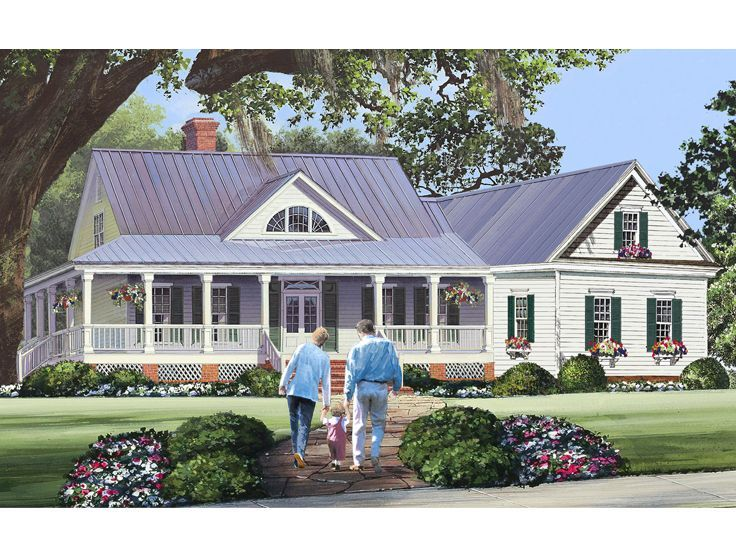 nice country home building plans. 063H 0220  Country Ranch House Plan with Wrap Around Porch Bonus Room 263 best Plans images on Pinterest