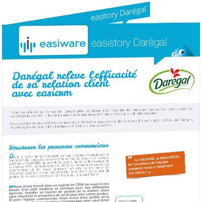 Cas client easiware : Daregal