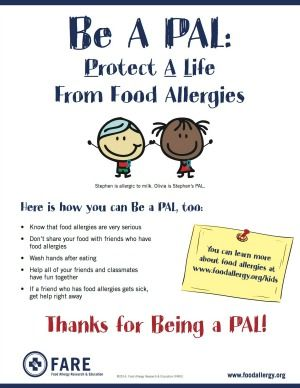 how to know if you have a milk allergy