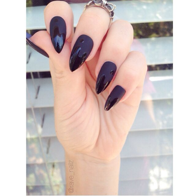 63 best Nailz images on Pinterest | Christmas nails, Edgy nails and Etsy