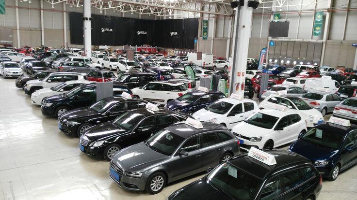 Más de 450 coches en venta, en el Salón del Vehículo de Ocasión y Seminuevo