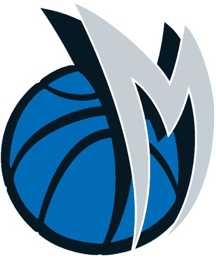 Dallas Mavericks alternate logo 2001-present