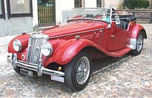 MG Cars - Wikipedia, the free encyclopedia