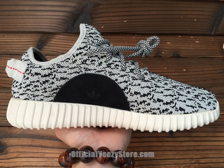 ... 2016 2017 UK Trainers Kanye West Adidas Yeezy Boost 350 Low Wolf Grey  In the Hand ...