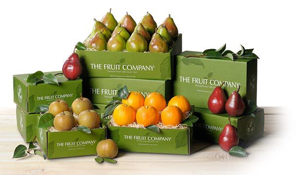 The Fruit Company's fruit of the month and monthly fruit clubs feature orchard fresh fruit baskets delivered straight to your door. Order yours today!
