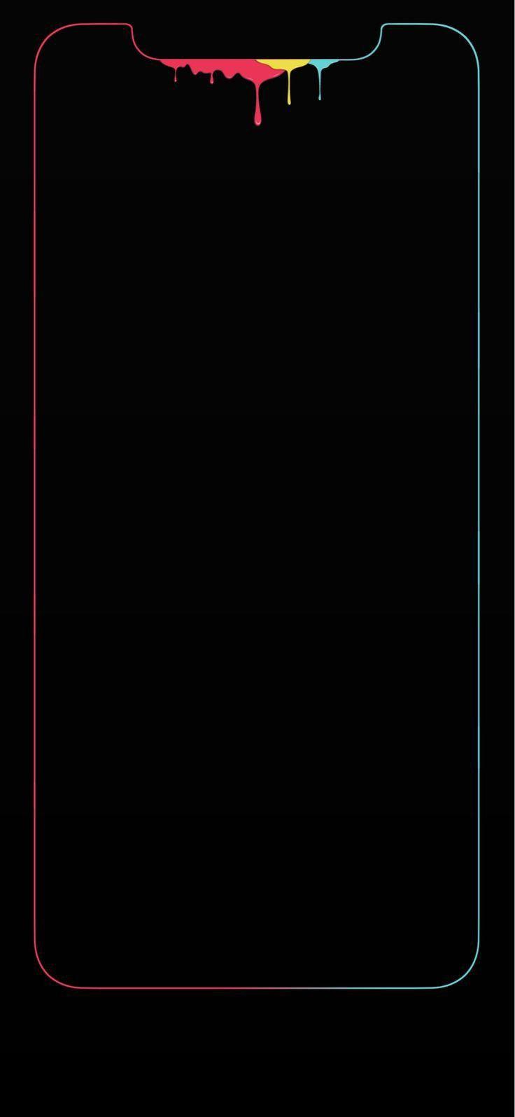 Notch Display Wallpapers Dark Wallpaper Iphone Oneplus Wallpapers Black Phone Wallpaper