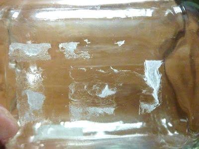 schone potjes? tip om hardnekkige sticker (lijm) te verwijderen met olijfolie