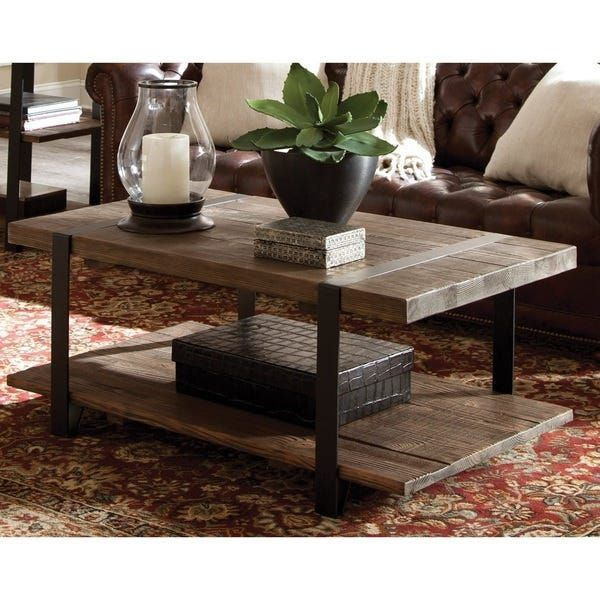Overstock Com Online Shopping Bedding Furniture Electronics Jewelry Clothing More In 2020 Reclaimed Wood Coffee Table Coffee Table Coffee Table Wood