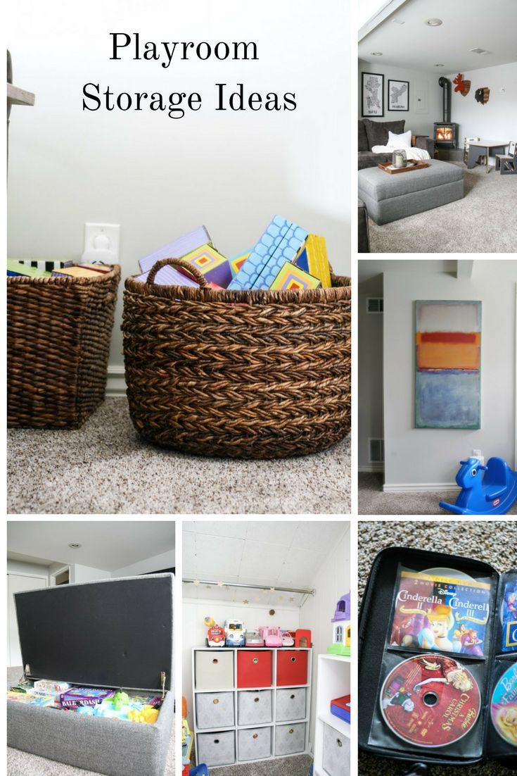 Best 25 organizing kids toys ideas on pinterest kids for Playroom living room combination