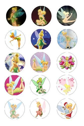 Mejores 23 im genes de campanilla campanita tinkerbell for Cool bottle cap designs