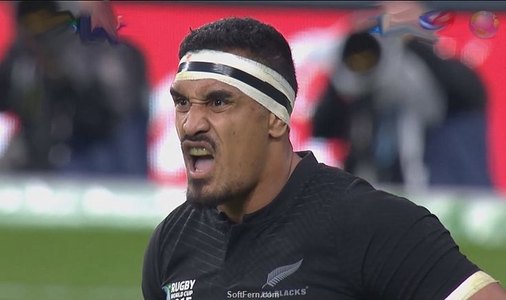 Jerome Kaino furious.        Video. Rugby World Cup 2015. Semi-final: New Zealand vs. South Africa. 2nd half. ... 15  PHOTOS        ... This was an intriguing match to watch for the All Blacks fans in the crowd of 80,000...South Africa started better ...A brilliant dropped goal by Dan Carter ... turned things around        Read original article:         http://softfern.com/NewsDtls.aspx?id=1049&catgry=3