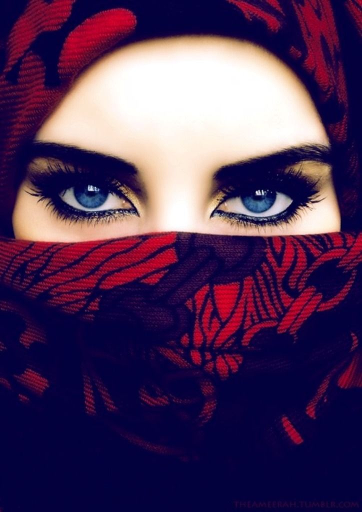 beautiful Niqab Pictures islamic