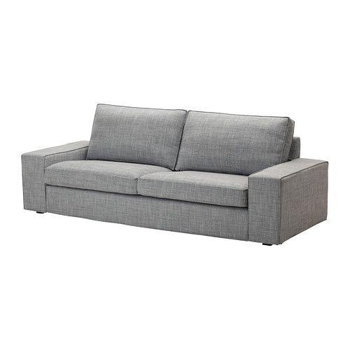KIVIK 3-zitsbank IKEA KIVIK is een ruime zitmeubelserie met een zacht en diep zitvlak en comfortabele ondersteuning voor je rug.