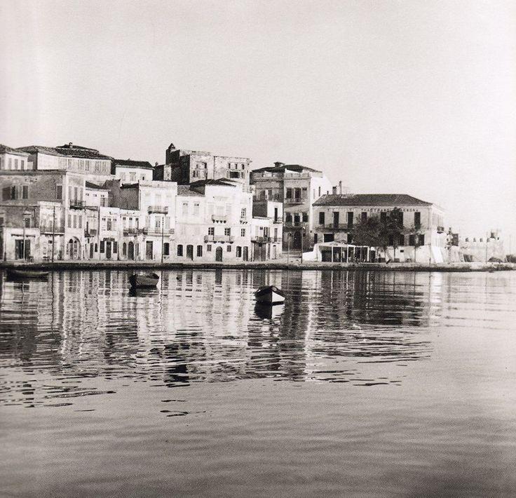 Στα Χανιά,1927....φωτ.ΝΕΛΛΗ