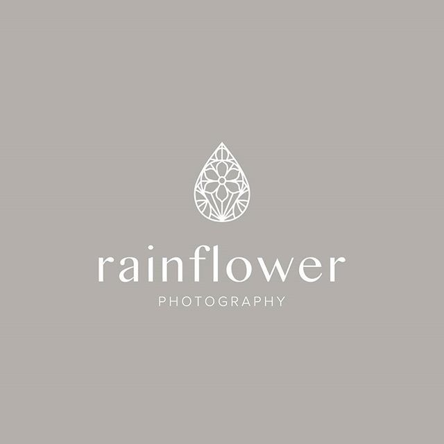 This project is up on the blog today!    I'm in . Read all about the meaning behind this logo there and see some of her beautiful photography (@rainflowerphoto) along with her new brand that is launching early next year.