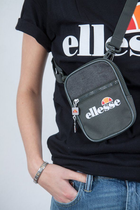 Ellesse - El Fiero Bag, ellesse bag, ellesse black, black bag, black accessories, ellesse accessories, black trends, black fashion, black style, ellesse fiero, el fiero, 2017, men, women, men bag,