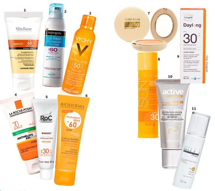 Os fotoprotetores, também conhecidos como protetores solares ou filtros solares, são produtos capazes de prevenir os males provocados pela exposição solar, como o câncer da pele, o envelhecimento precoce e a queimadura solar.