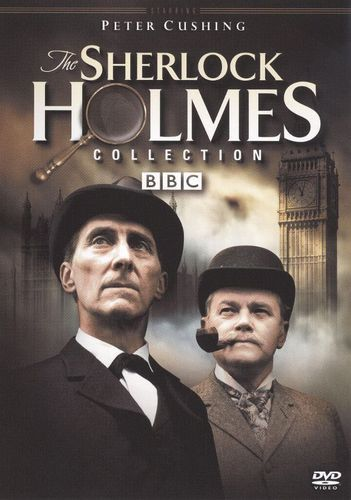 The Sherlock Holmes Collection [3 Discs] [DVD]