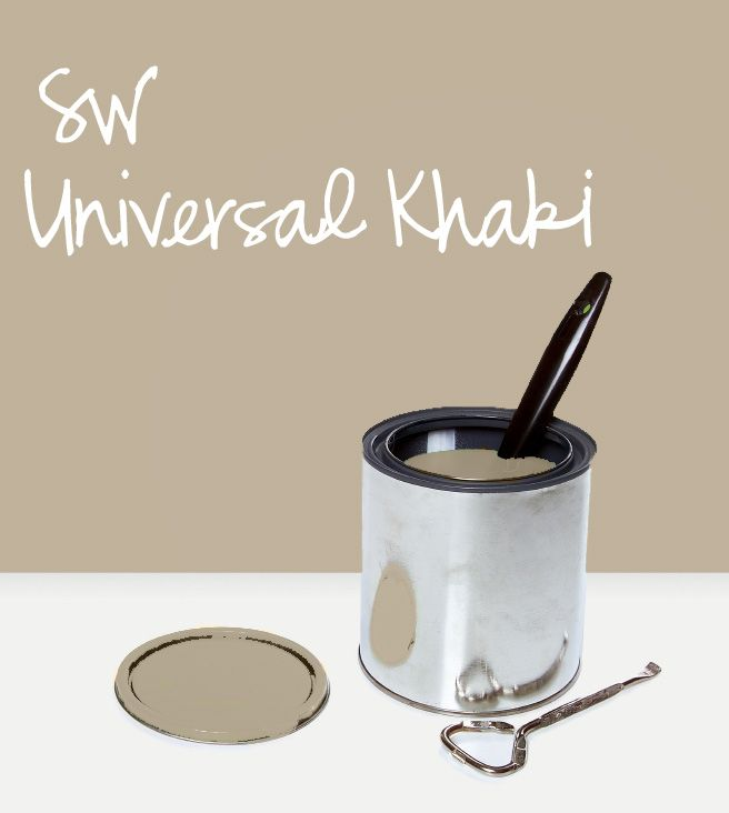 Sherwin Willimas Universal Khaki (6150)