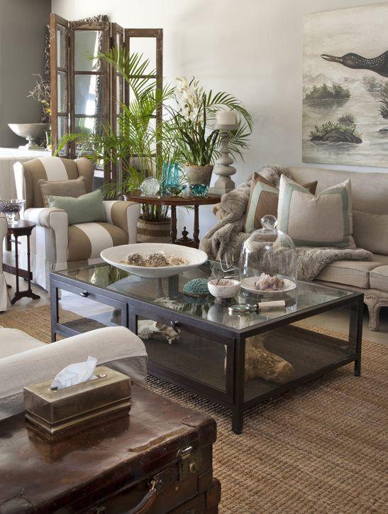 Open-plan livingroom