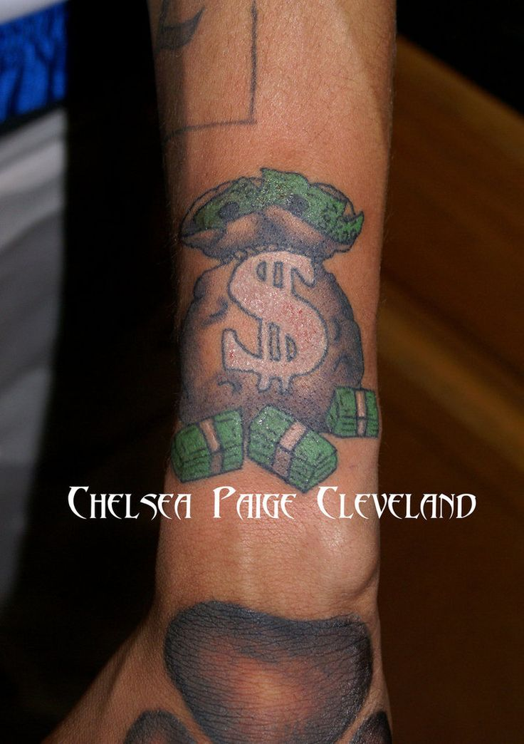 Money Bag Tattoo | www.pixshark.com - Images Galleries ...