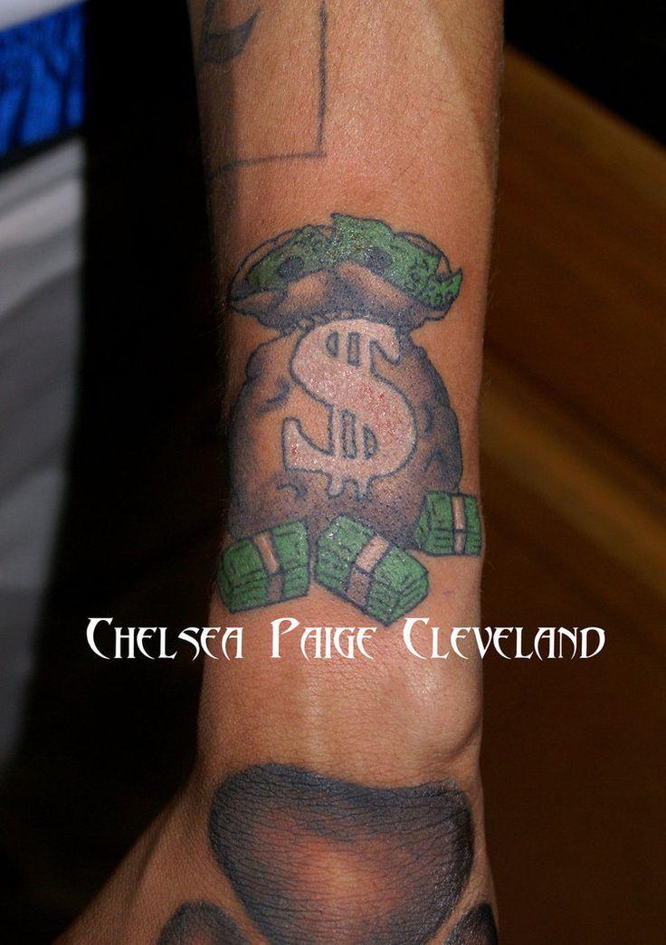 Money Bags Tattoo Designs Money Bag Tattoo Designs