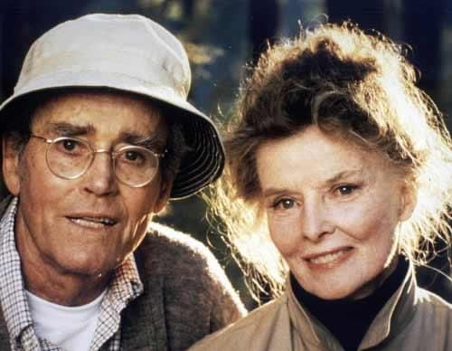 On Golden Pond - Favourite movie ever (These two were just like my real grandparents in everyway)