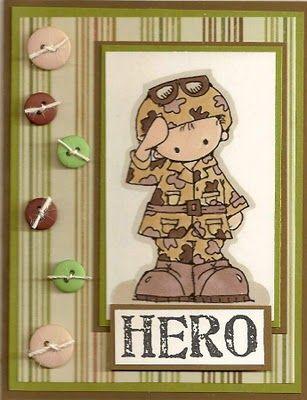 Veteran's Day * Military card